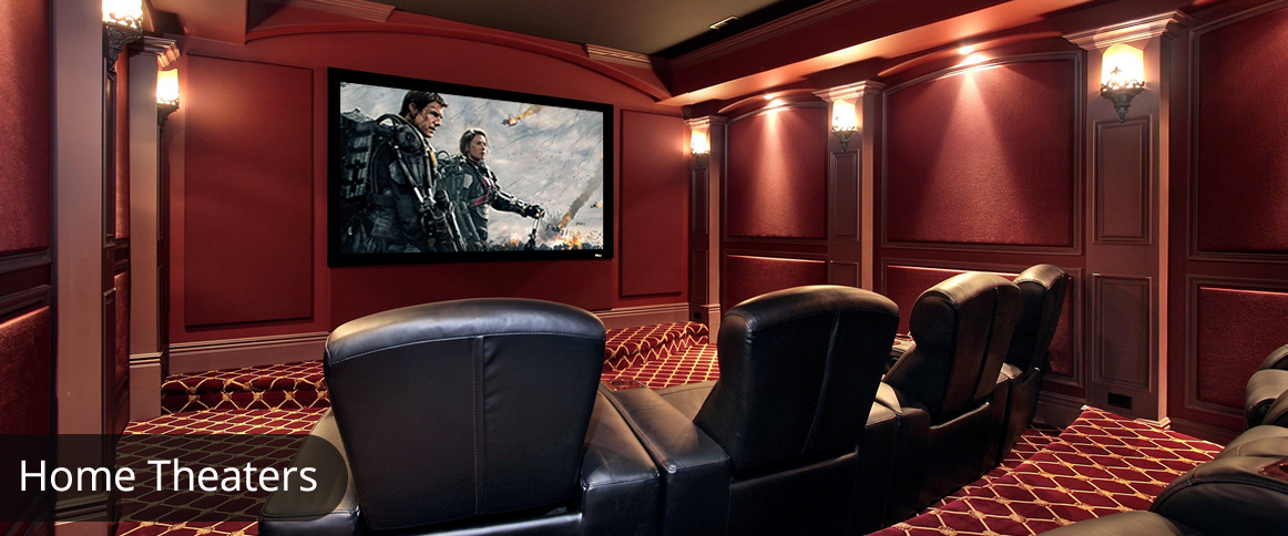 Plano Texas Home Theaters