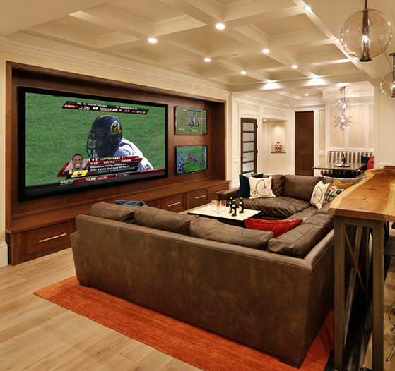 Dallas Collin County Texas Home Theater Audio Video Service Installation Programming